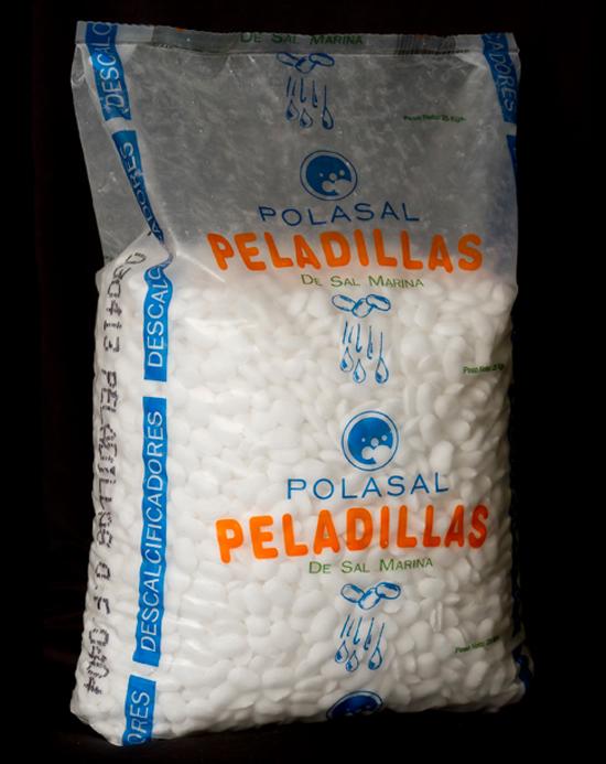 Sales deshidratadas sal garc a - Descalcificadores de sal ...